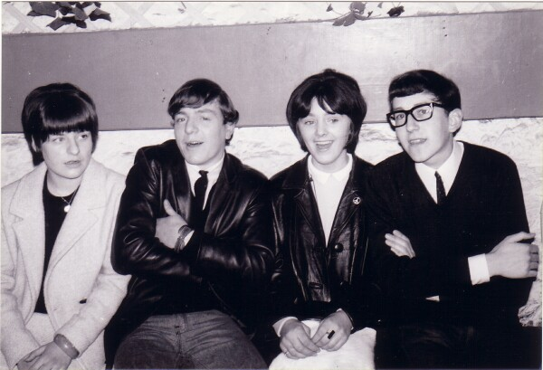 Teenagers At 'The Hive' Club c.1965