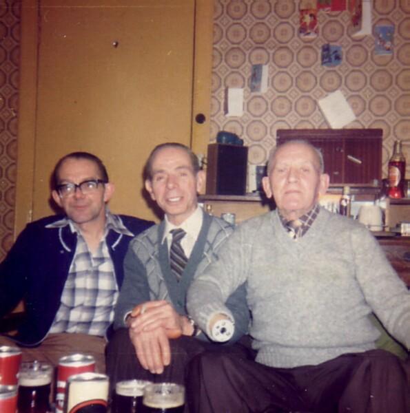 Christmas Celebrations 1973