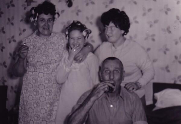 Family Portrait 1970