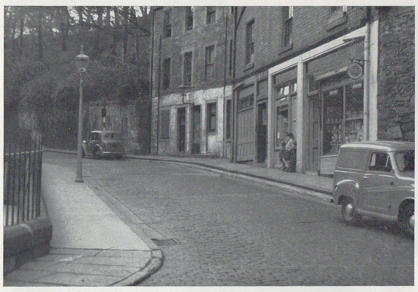 Kathleen Glancy - George Burn's Shop