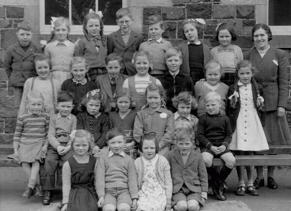 Hume Primary School All Ages 1950-51