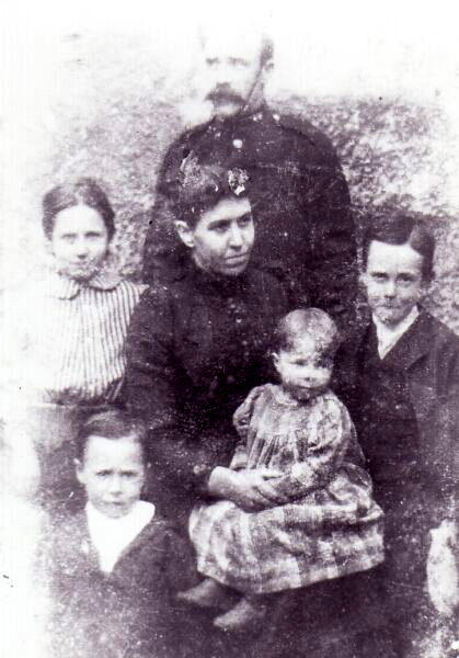 Family Portrait 1880s