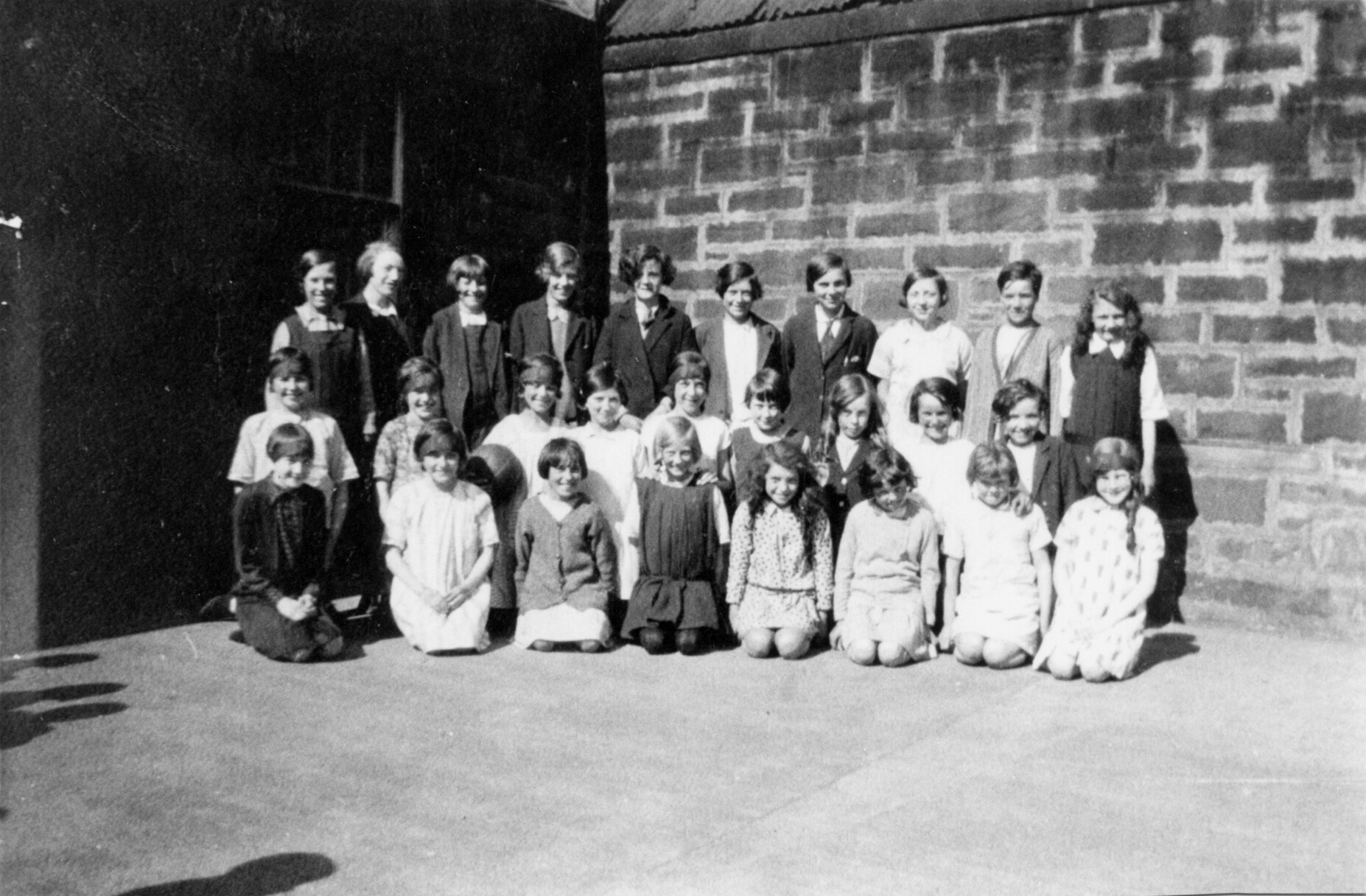 "Albion Road Primary School ""Qualifying"" Class 1929"