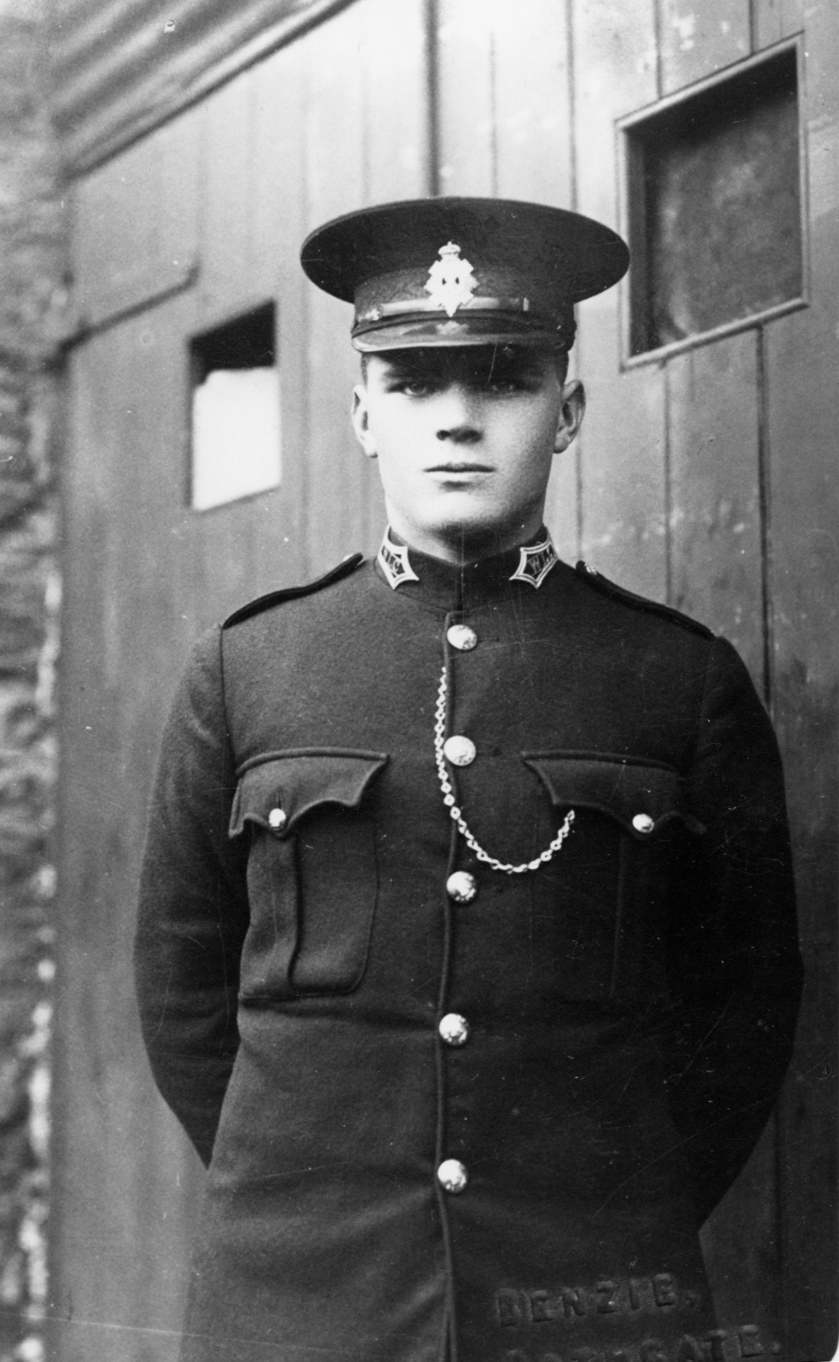Policeman On Duty c.1930