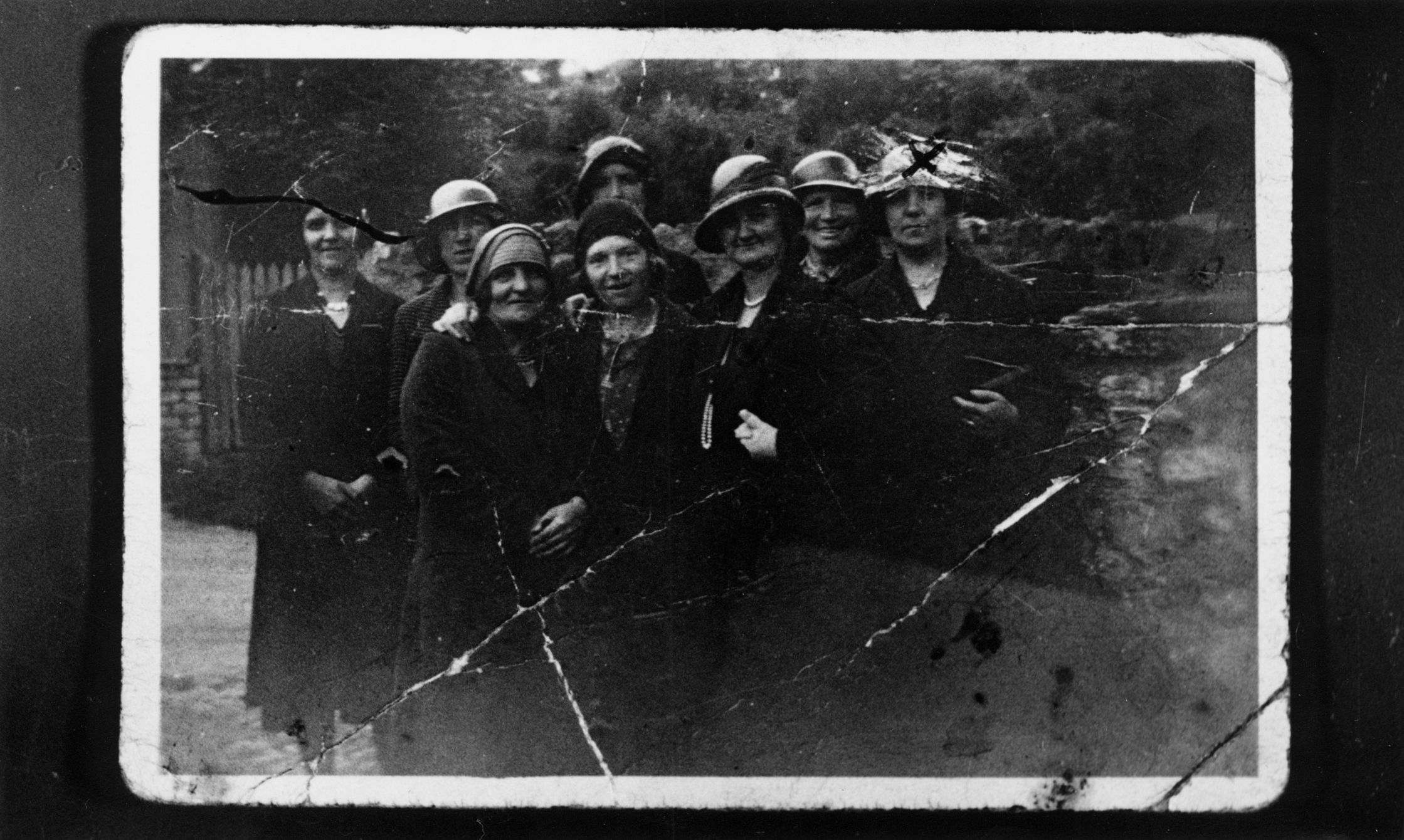 Miners' Wives Outing 1920s