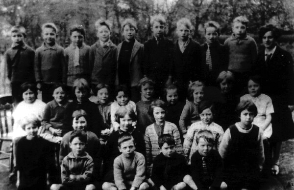 Prestonpans Public School Class 1930-31