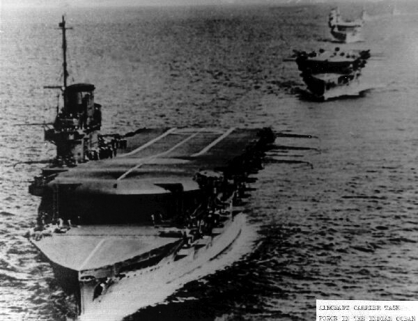 Carrier Task Force In The Atlantic 1941