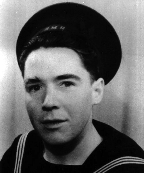 Portrait Sailor Close-Up, January 1942