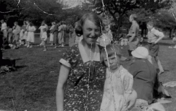 Sunday School Picnic 1938