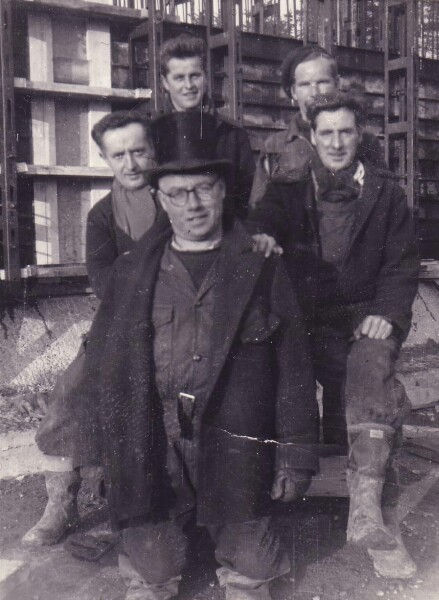 Roadworks Squad c.1960