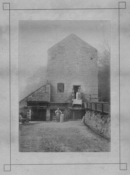 Greenland Mill 1880s
