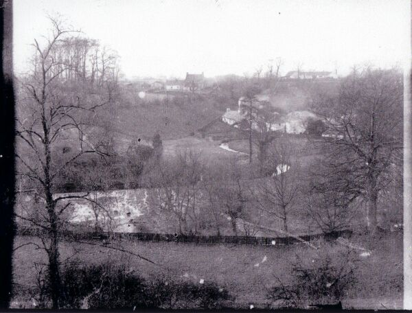 Bogg's Mill By The Water Of Leith, early 1900s