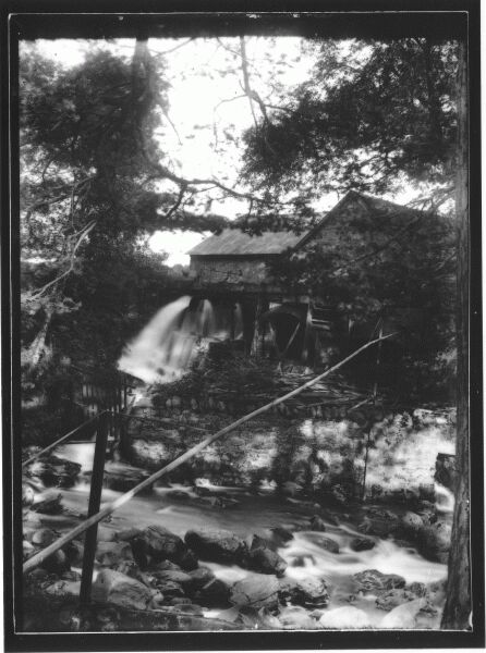 Unidentified Watermill c.1900