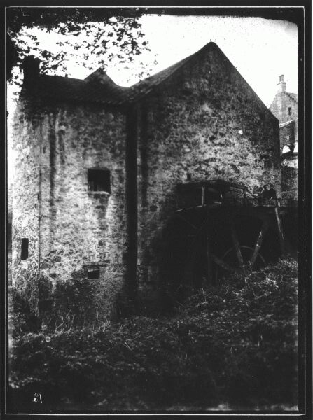 Middle Mill At Markinch c.1880