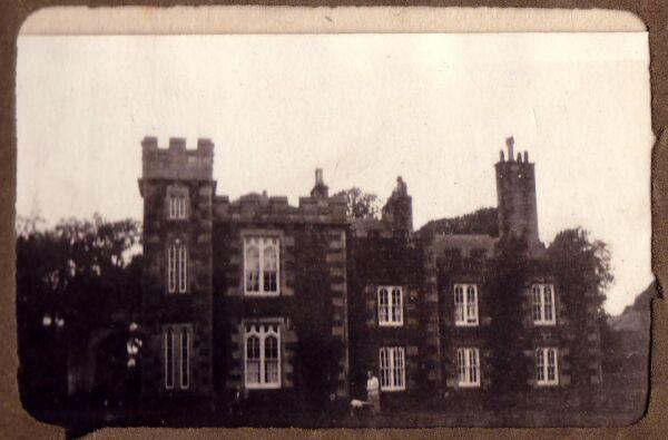 Bogie Farm House Near Thronton In Fife c.1930