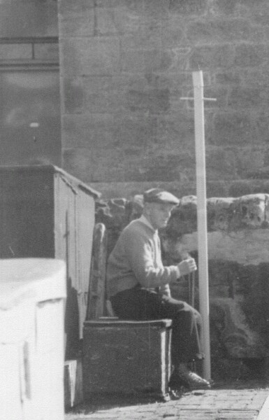 Having A Smoke In The Back Green, Sept 1962