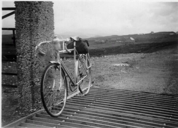 Touring Bike, July 1951
