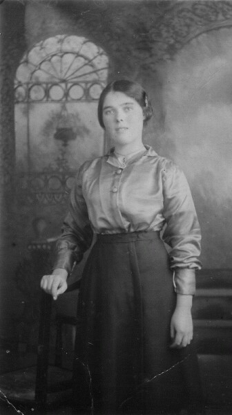 Studio Portrait Woman c.1917