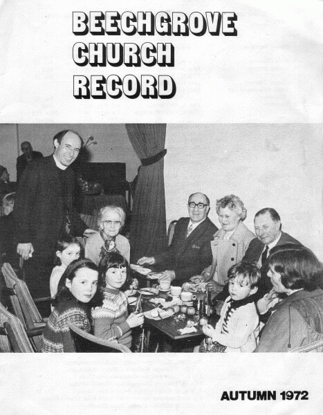 Beechgrove Church Magazine, Autumn 1972