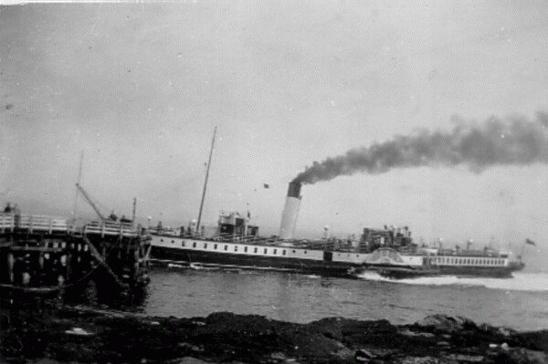 Steaming Doon The Watter 1900s