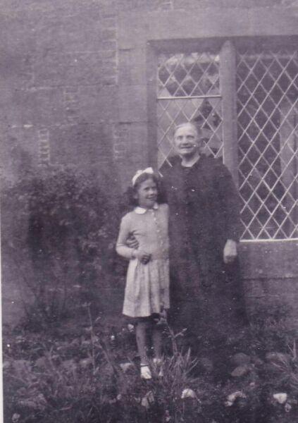 On A Visit c.1951