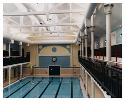 Refurbished Portobello Baths