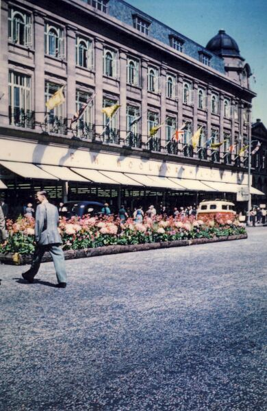 Woolworths Branch On Princes Street 1957