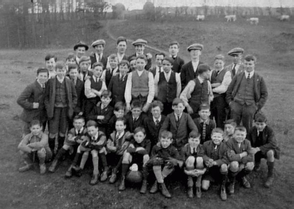 Boys Brigade Camp, early 1920s