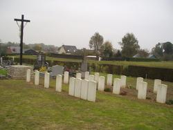 Ville sur Ancre Communal Cemetery