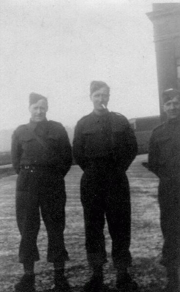 Home Guard Members, early 1940s