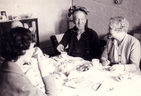 Afternoon Tea 1957