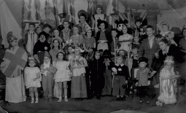 Children's VE Day Party 1945