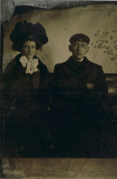 Just Married, 30th April 1906