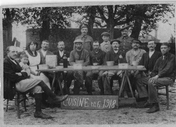 Field Kitchen Cuisine no.6 1918
