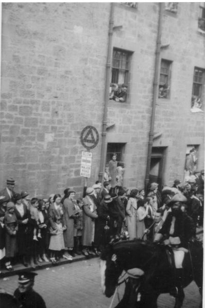 Newbiggin Annual Parade 1930s