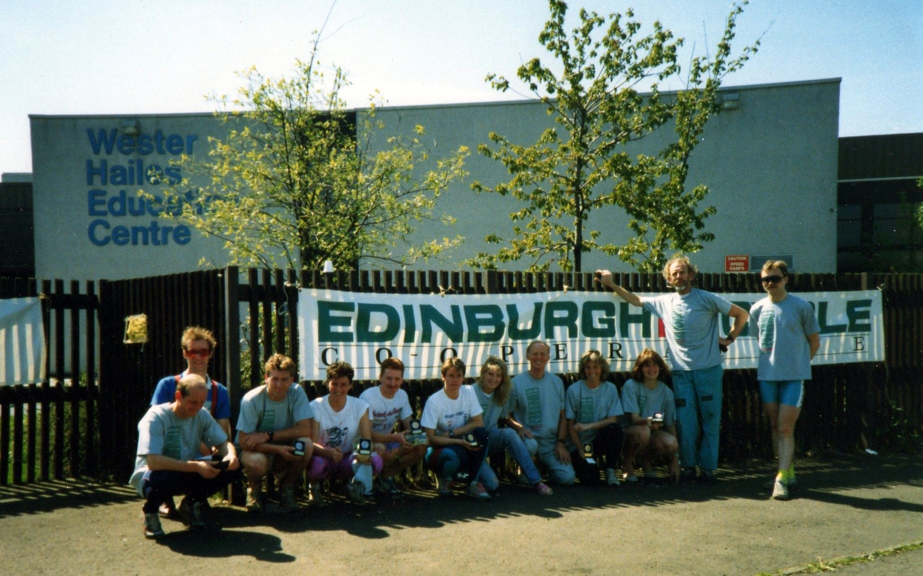 First Edinburgh / Scottish Triathlon Winners