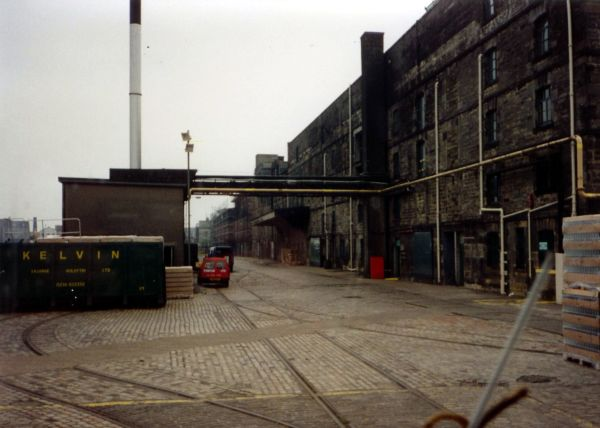 MacDonald & Muir Excise Warehouse, 27th Oct 1994