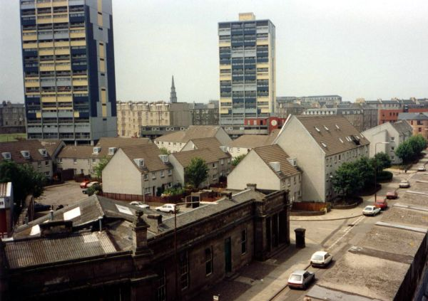 A Leith Skyline, 27th Oct 1994