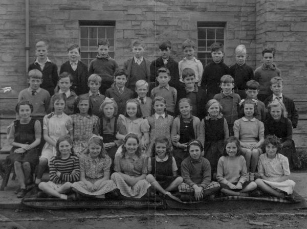Pennywell School Class Portrait, April 1946