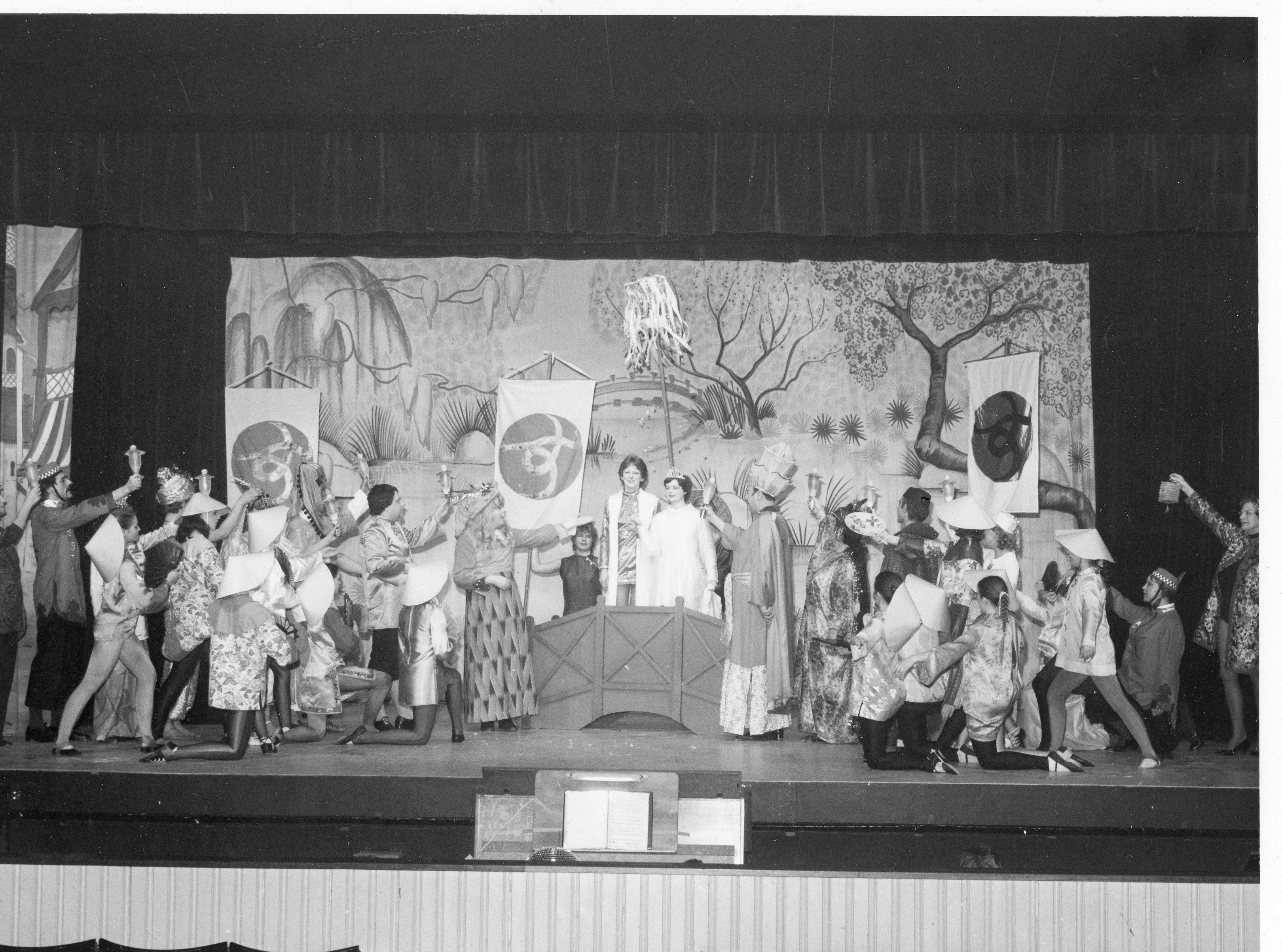 Edinburgh People's Theatre's, Aladdin