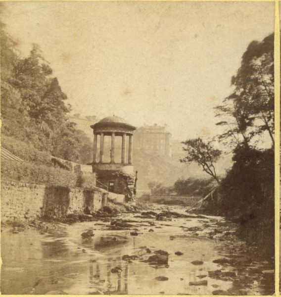 St Bernard's Well 1890s