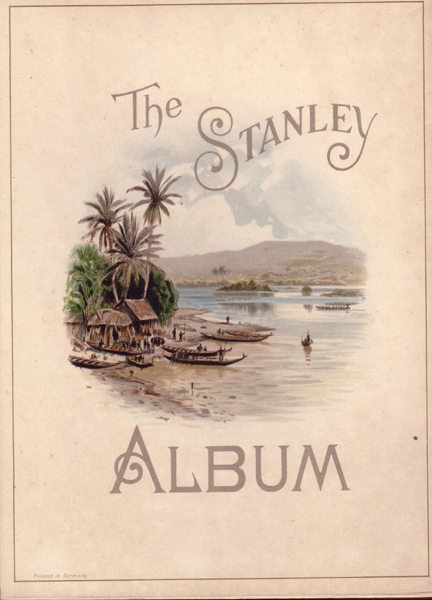 Cover Of Colonial Photograph Album c.1900