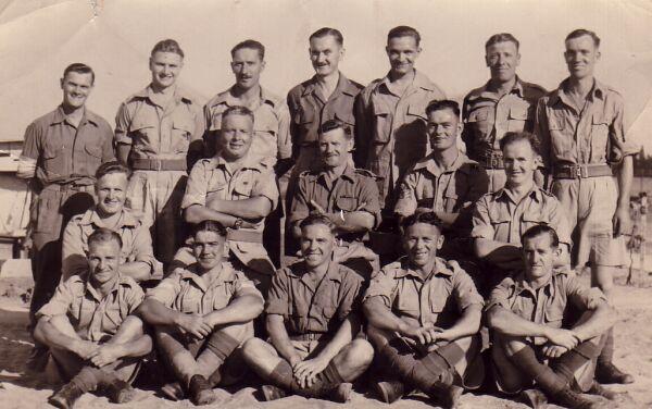Quartermasters 1945
