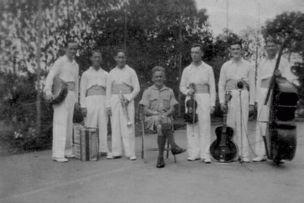 Battalion Band 1943