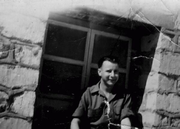 Armoury Sergeant 1945