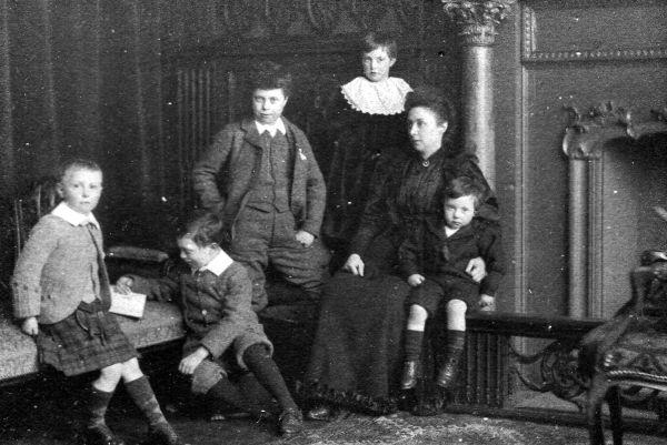 Victorian Family Portrait  c.1893