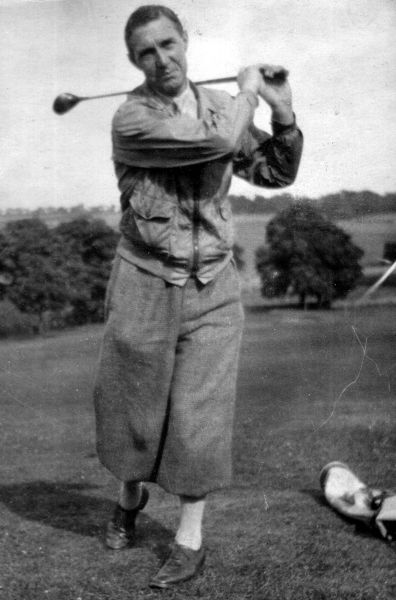 Teeing Off! 1930s