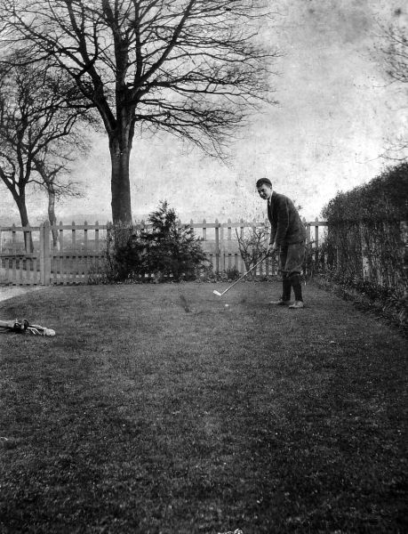 Fore! 1900s