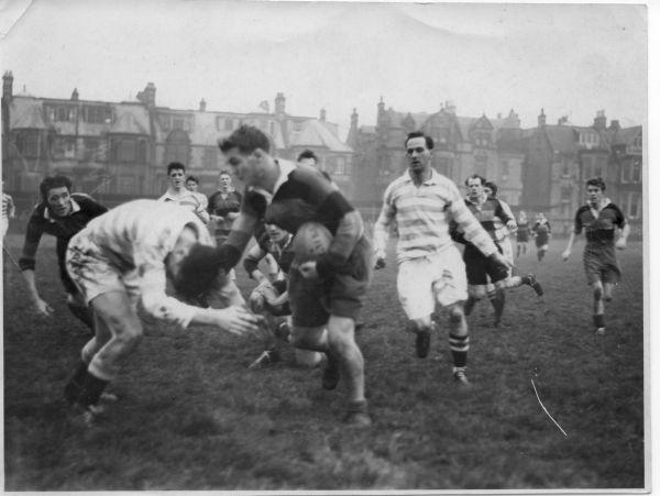 Heriots V Edinburgh Academicals, late 1940s