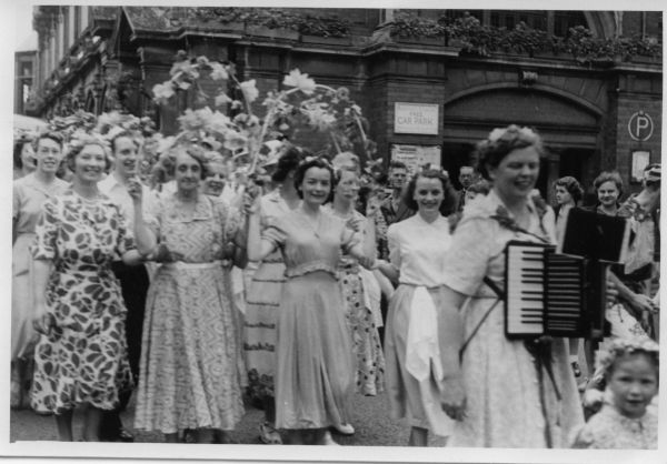 May Day celebrations c.1950